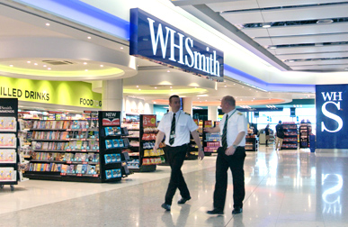 So what does the future hold for WHSmith's Travel business?
